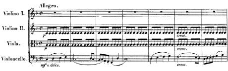 op. 59 № 1 главная партия