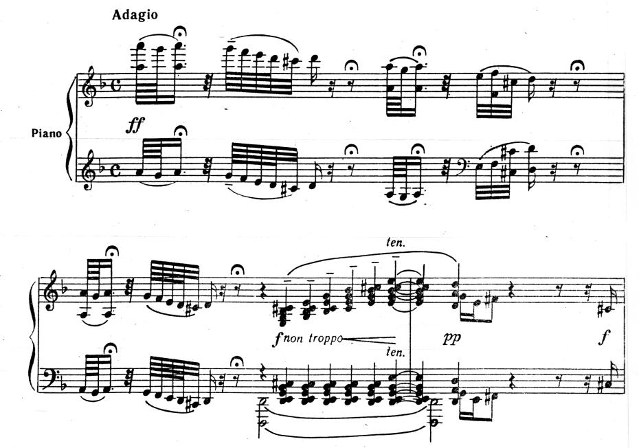 органная токката d-moll